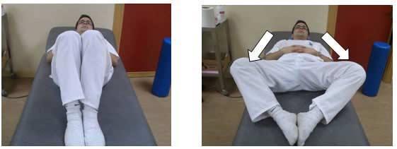 artrosis de cadera posición