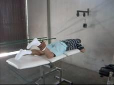 como hacer rehabilitacion de rodilla en casa