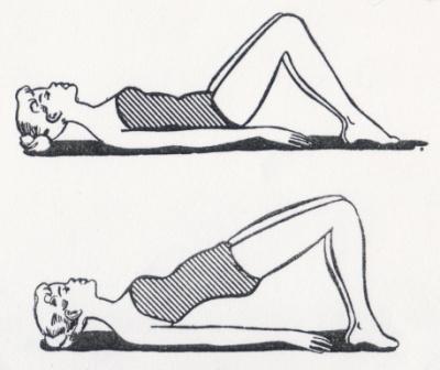 Programa de ejercicios: parto psicoprofiláctico