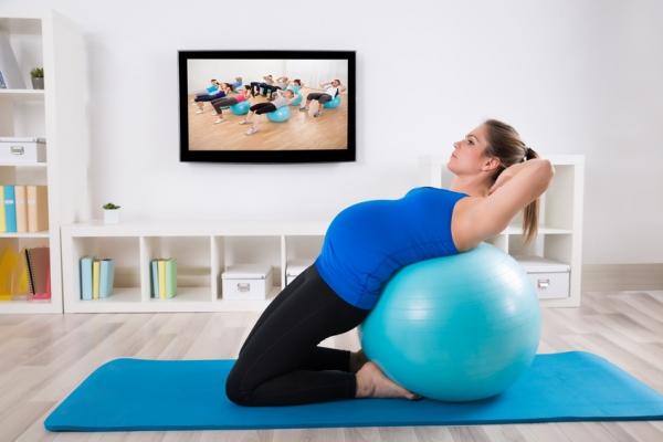 Beneficios del Fisiopilates en el pre y post-parto