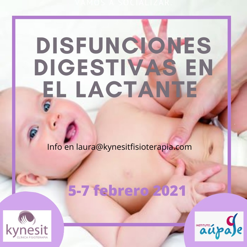 Disfunciones digestivas en el lactante