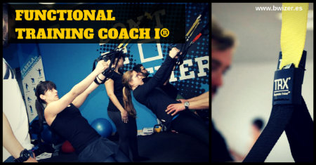 ENTRENAMIENTO FUNCIONAL: FUNCTIONAL TRAINING COACH I® (JUN 2015) MADRID