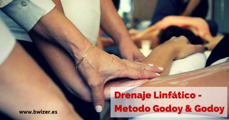 DRENAJE LINFÁTICO MANUAL - METODO GODOY & GODOY (JUNIO 2015) MADRID
