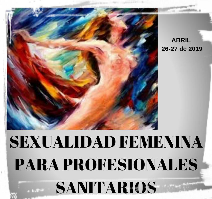 Sexualidad femenina para profesionales sanitarios