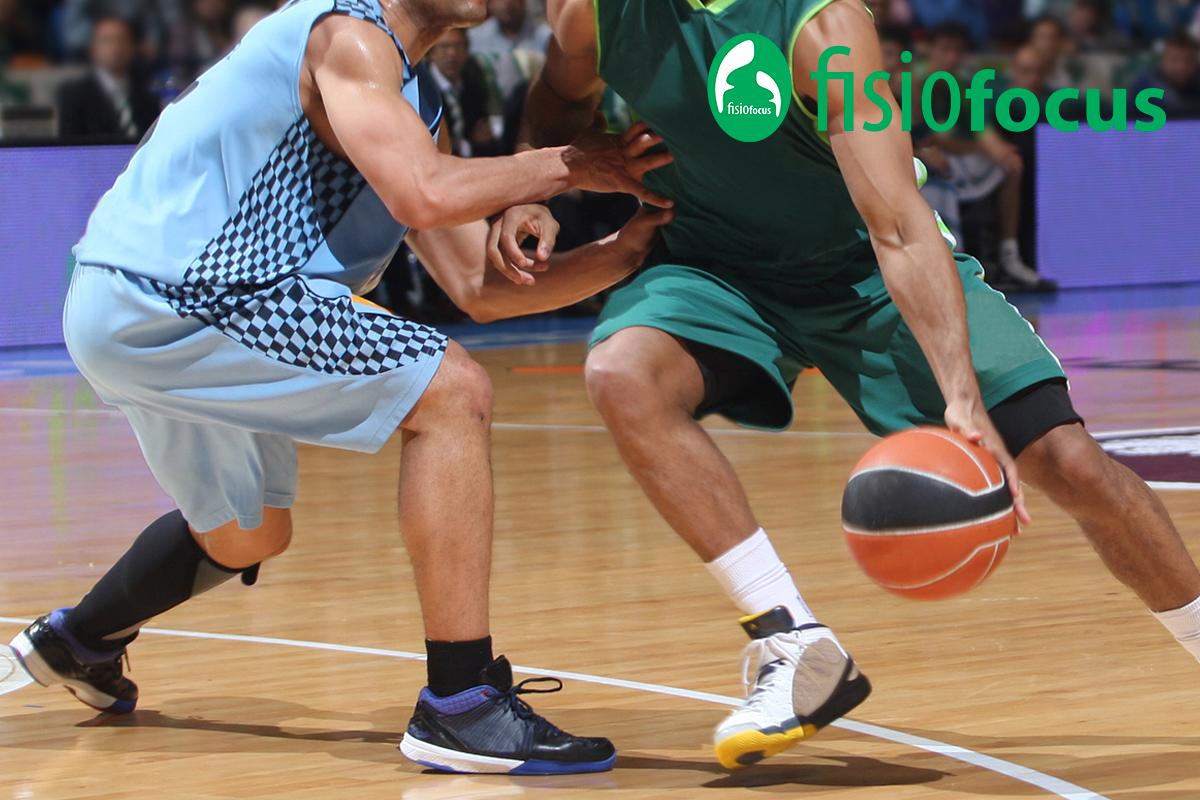 Fisioterapia y readaptación en las lesiones del baloncesto