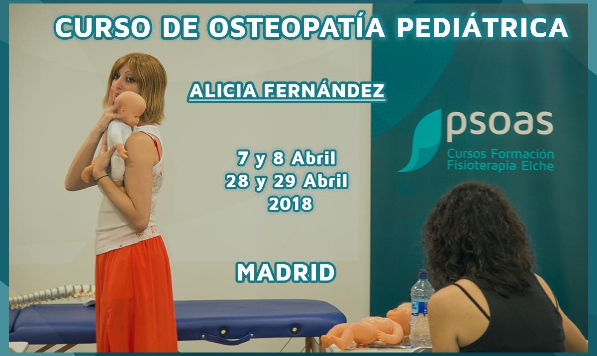 Curso de Osteopatía Pediátrica. Madrid