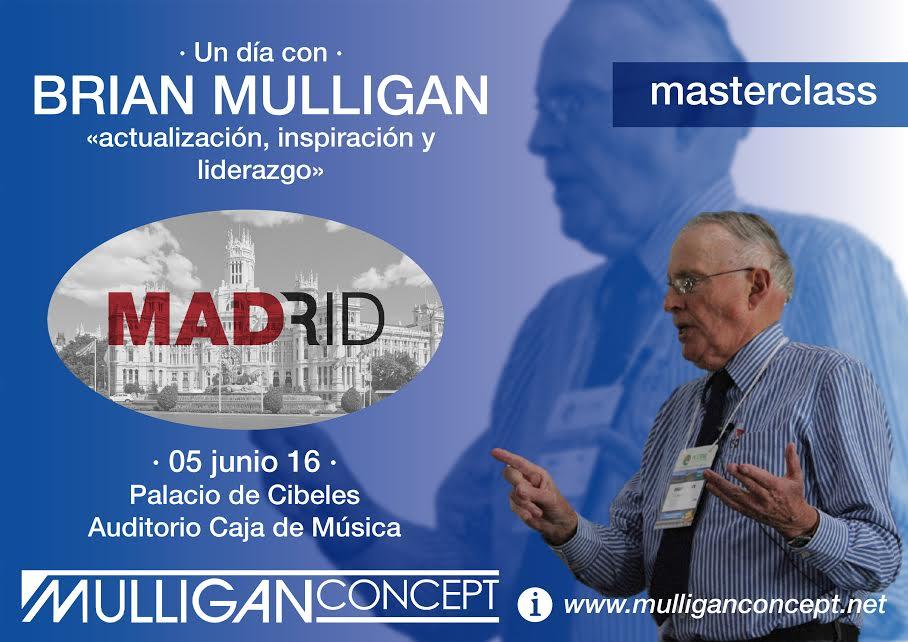 Masterclass Brian Mulligan