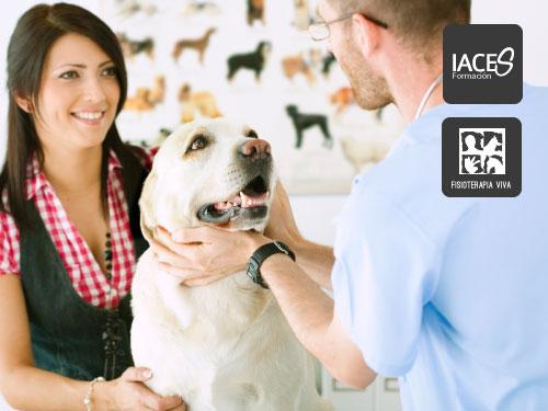 Curso de Especialización en Aplicaciones Teórico-Prácticas de la Fisioterapia Canina