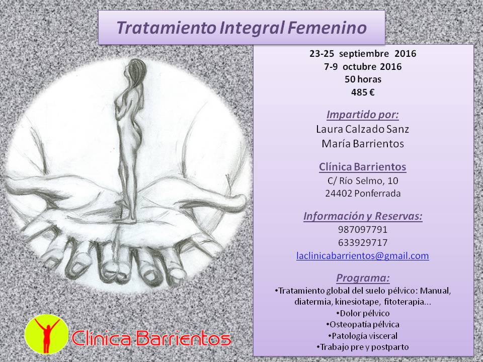 TRATAMIENTO INTEGRAL FEMENINO