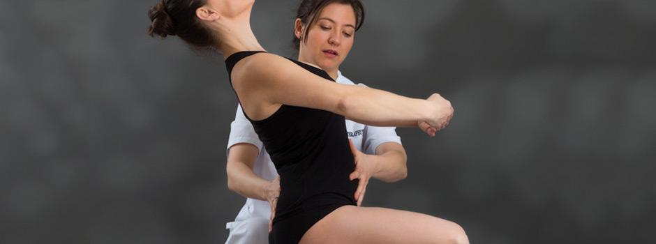 Fisioterapia de la Danza