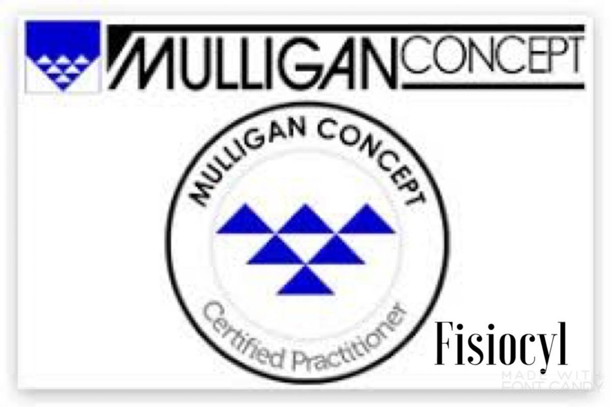 Concepto Mulligan inferior superior y avanzado 4 créditos CFC