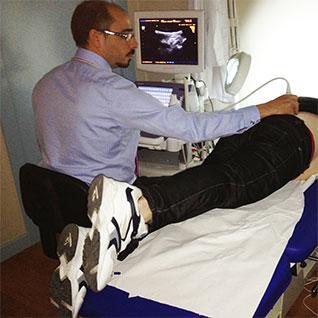 Curso de Ecografia en rehabilitación fisioterapeutica (ECO)