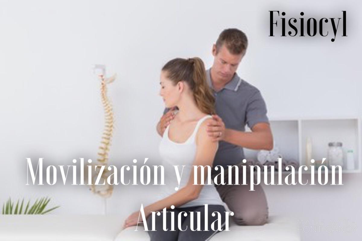 Fisioterapia manual en región dorsal y torácica
