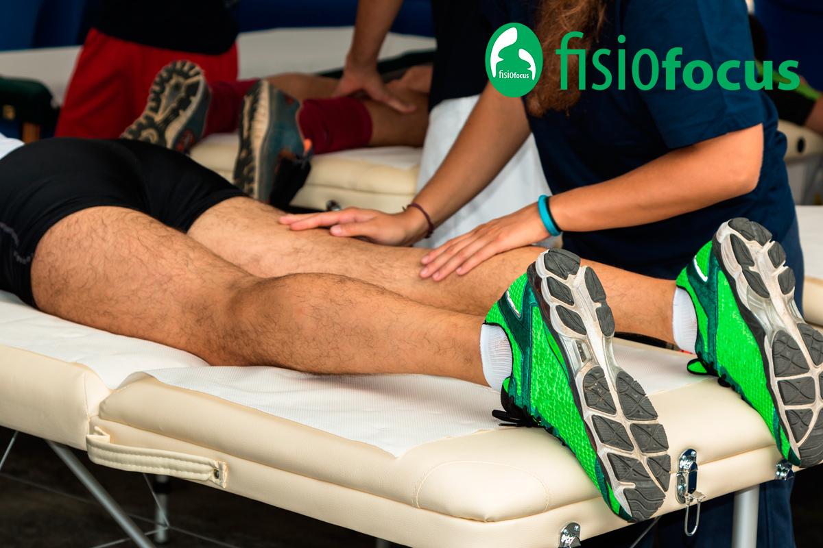 Fisioterapia y readaptación deportiva