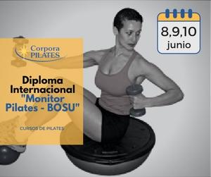 Diploma Internacional PILATES-Bosu