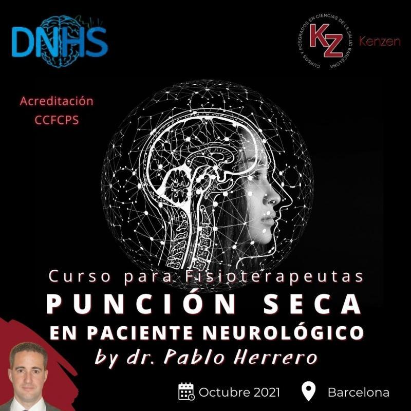 Punción Seca en Paciente Neurológico (DNHS)