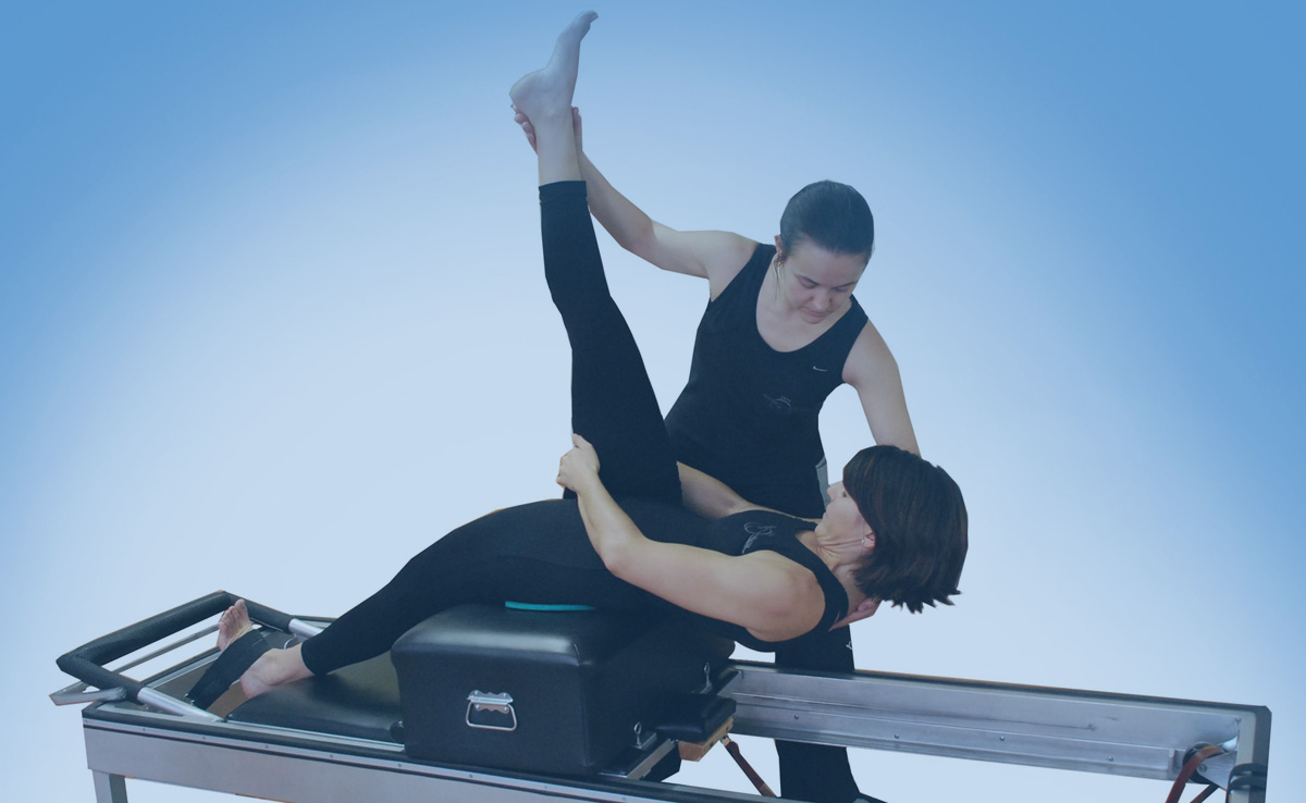 Pilates máquinas: REFORMER BÁSICO