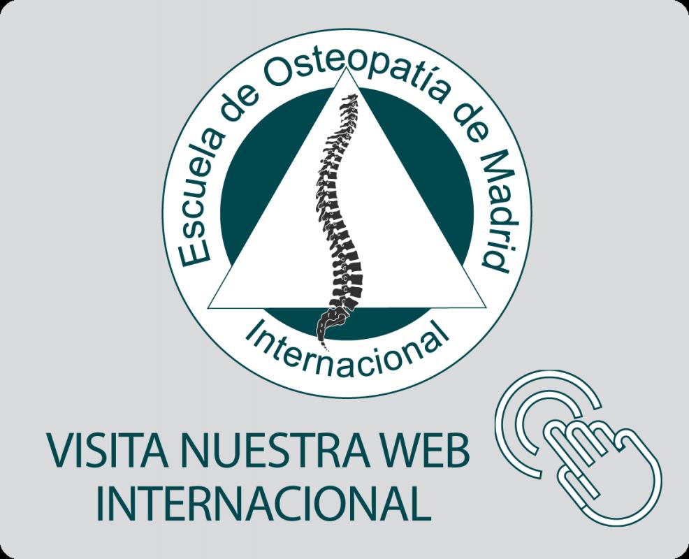 MASTER EN TECNICAS OSTEOPATICAS DEL APARATO LOCOMOTOR AÑO ACADÉMICO 2017-2019. - 1er año