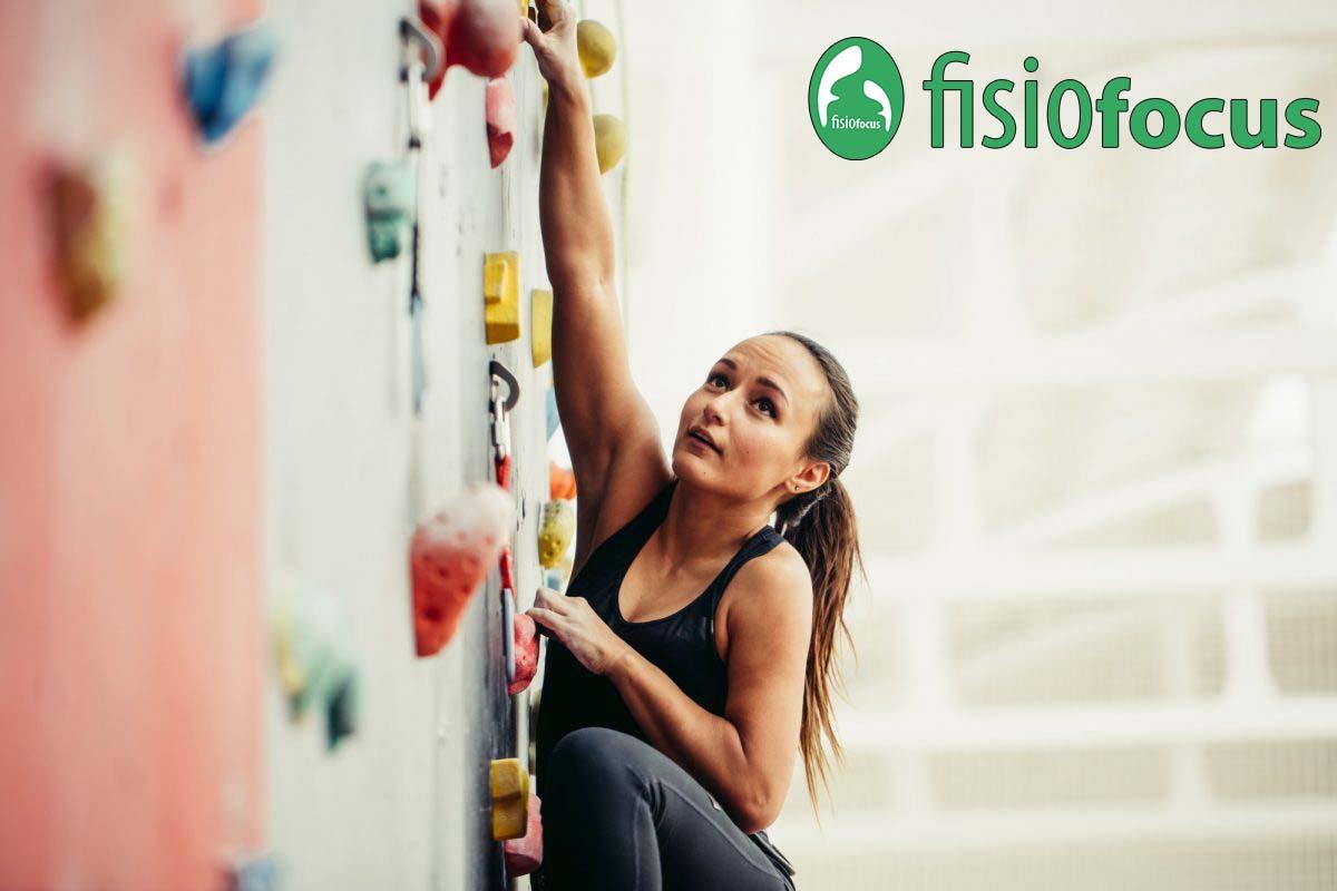 Mano del escalador, diagnóstico y tratamiento de fisioterapia