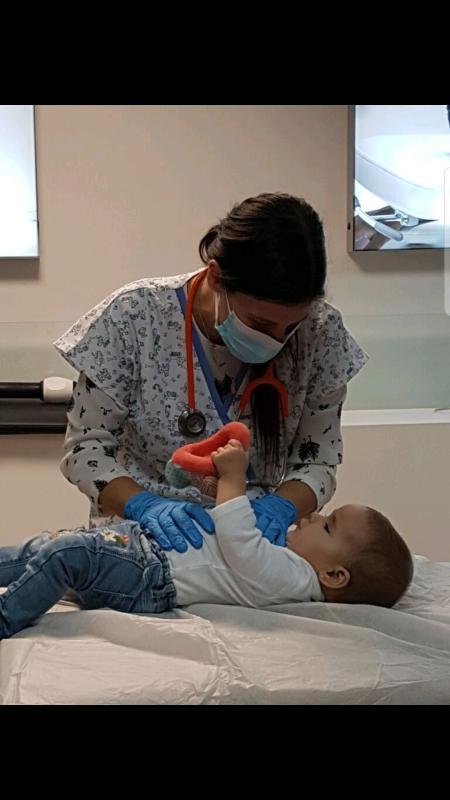 Curso fisioterapia respiratoria pediátrica en el lactante y el niño.