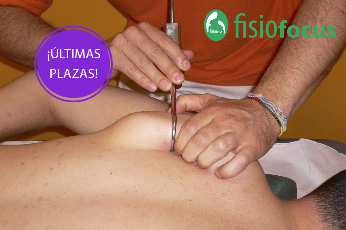 Fibrolisis instrumental (ganchos): tratamiento muscular, miofascial, tendinoso, ligamentoso y articular
