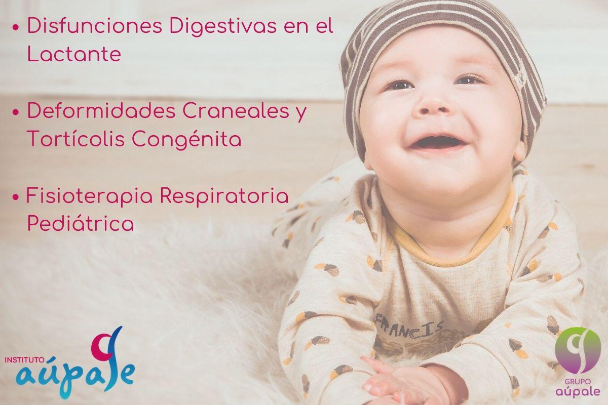Fisioterapia Integral en el Tratamiento del Bebé. Curso Intensivo