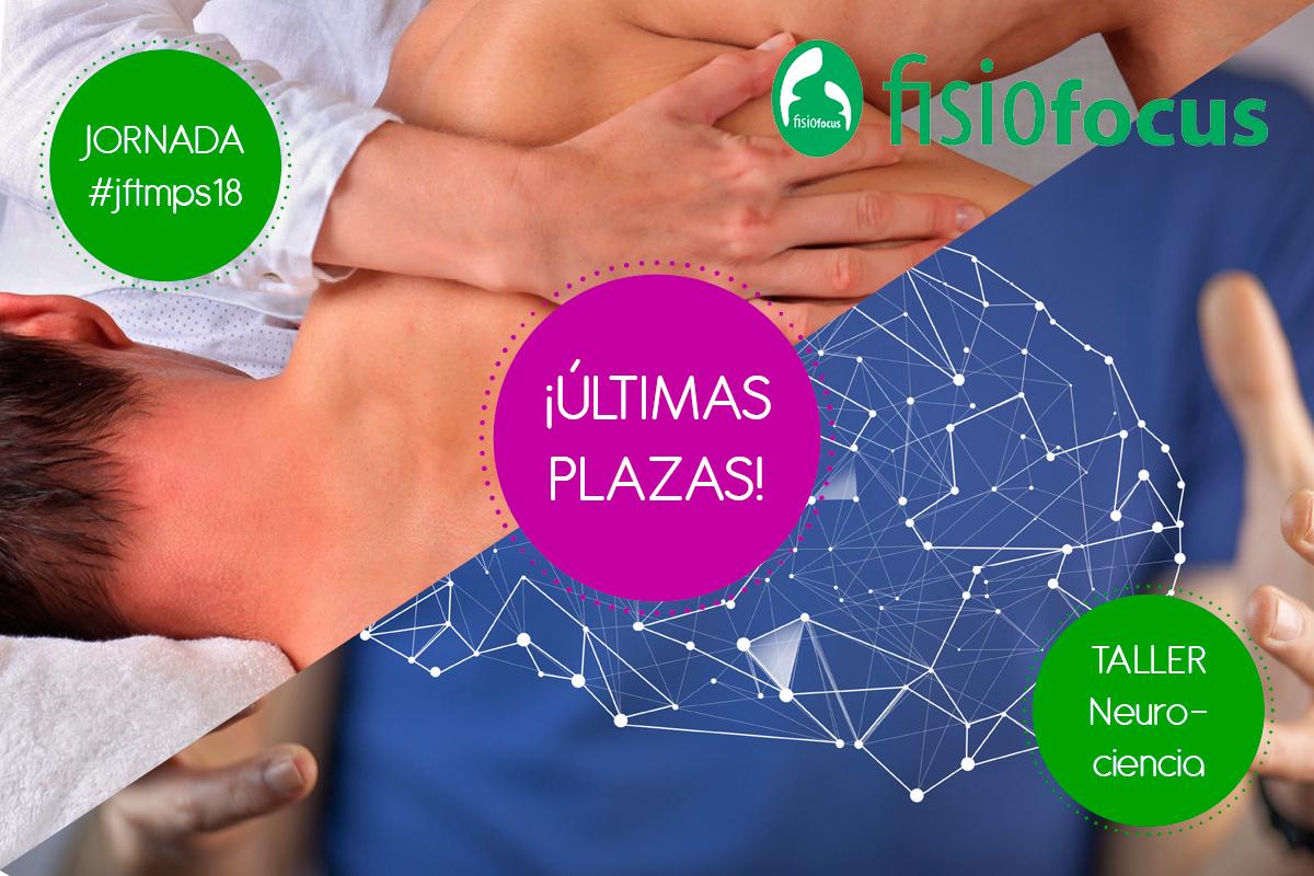Jornada Actualización en Fisioterapia: terapia manual, punción seca y ejercicio terapéutico - #jftmps18