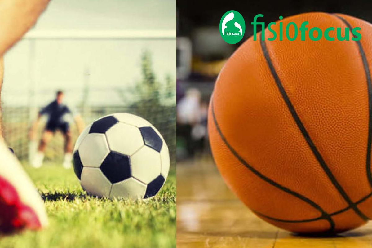 """JORNADA Teórico-Práctica """"Fisioterapia deportiva: fútbol y baloncesto"""""""