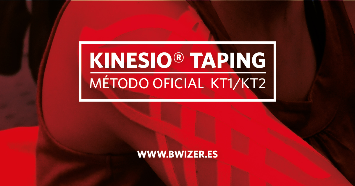 ¡CONFIRMADO! Abril - MADRID| Vendajes Neuromusculares: Método Oficial Kinesio® Taping KT1/KT2