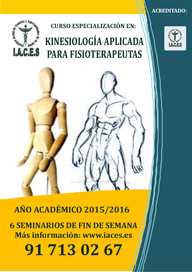 Curso de Experto en Kinesiología aplicada para Fisioterapeutas