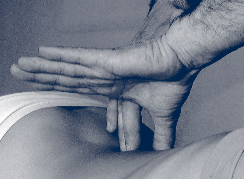 Método POLD de terapia manual. Técnicas articulares en columna y tórax(Curso B)
