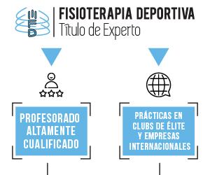 Título de Experto en Fisioterapia Deportiva