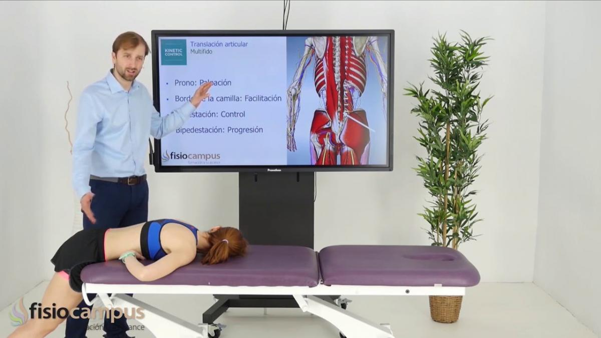 Kinetic Control. Movement Solution para fisioterapeutas