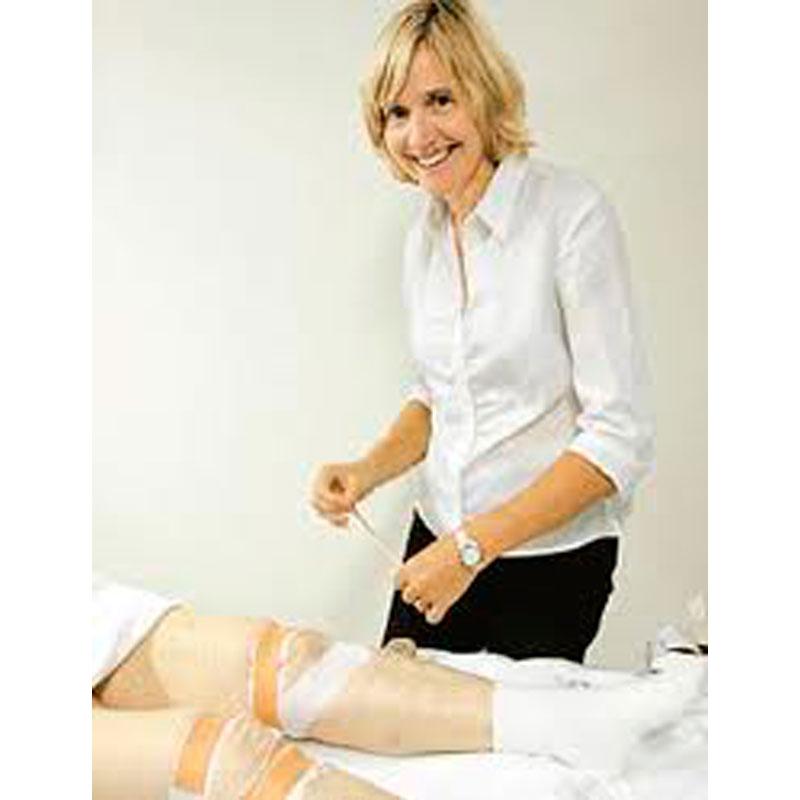 Abordaje McConnell de los problemas musculoesqueléticos del cuadrante inferior  Formación McConnell Institute con Prof. Jenny McConnell.