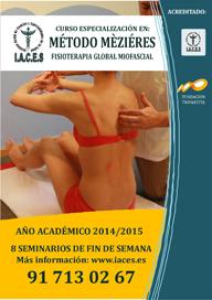 CURSO DE ESPECIALIZACIÓN EN MÉTODO MÈZIÉRES.- Fisioterapia Global Miofascial
