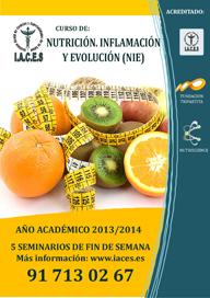 NUTRICIÓN, INFLAMACIÓN Y EVOLUCIÓN (NIE)