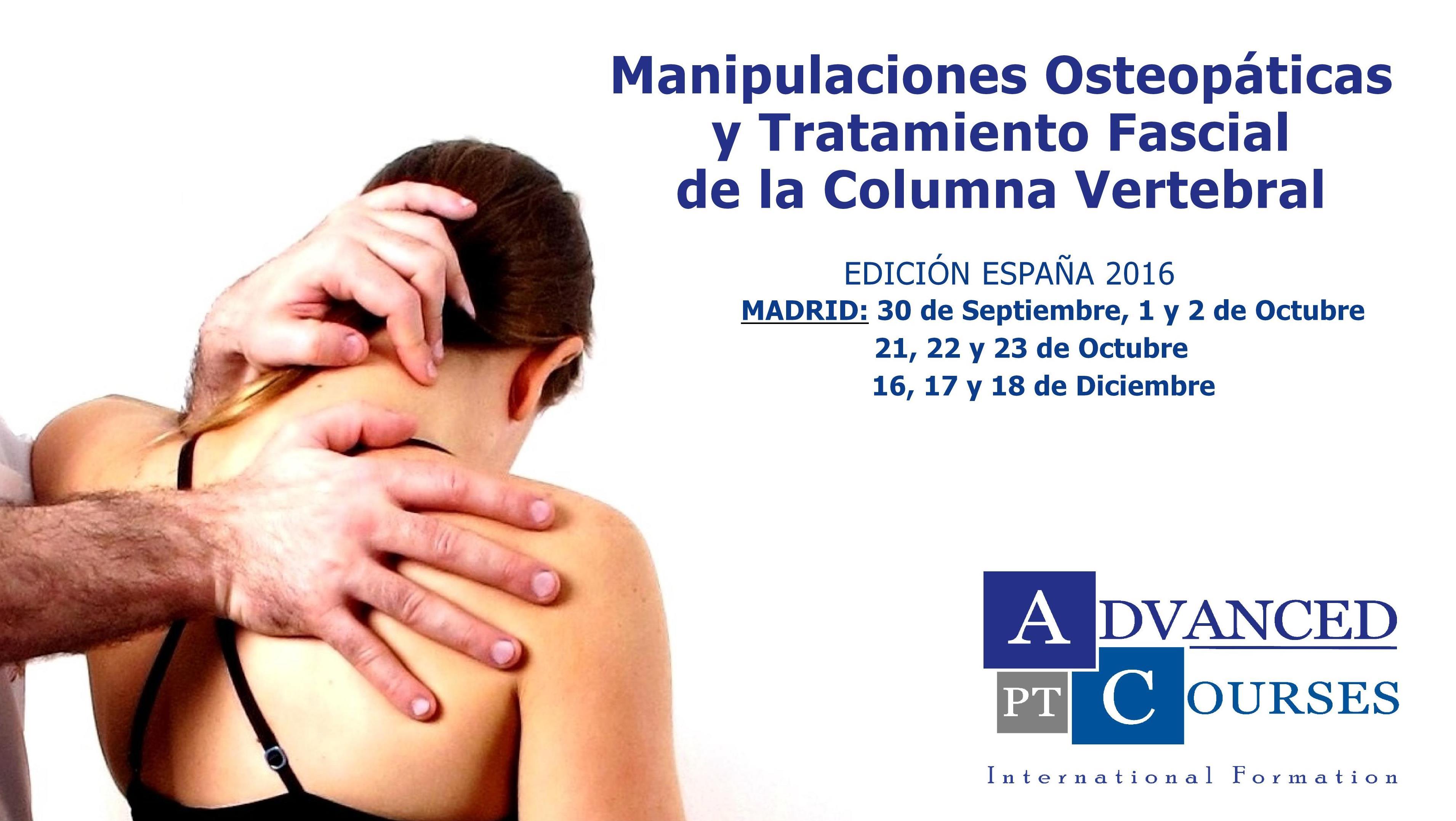 La osteocondrosis la ortopedia o la neurología