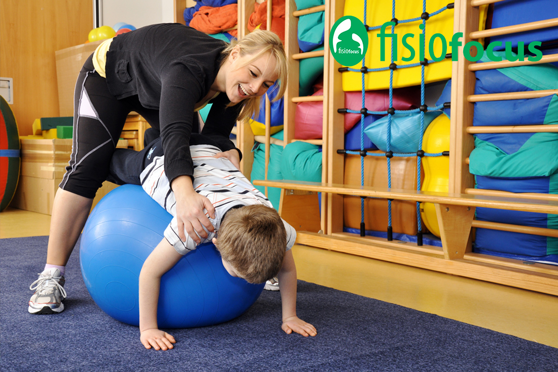 Fisioterapia pediátrica: valoración y tratamiento