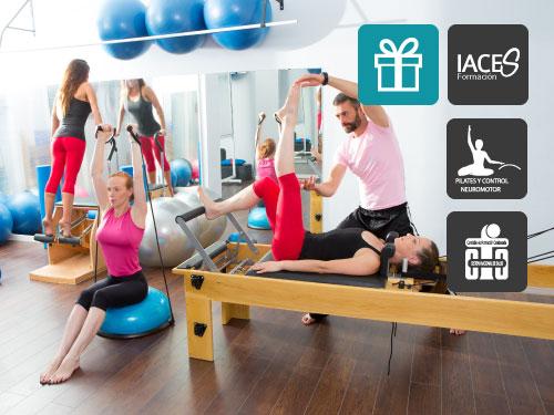 Curso Especialización en Pilates y Control Motor aplicado a la Fisioterapia. Aparatos