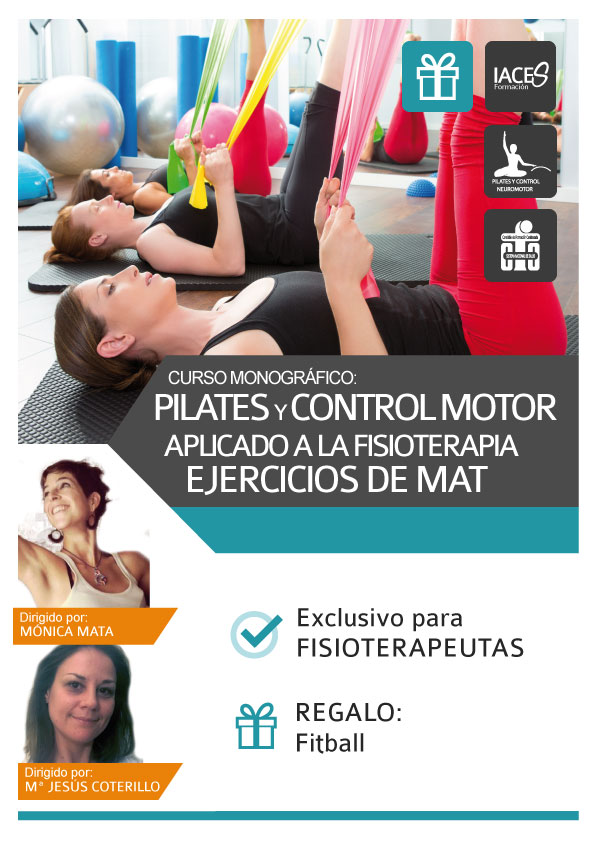 Pilates y Control Motor aplicado a la Fisioterapia. Ejercicios de Mat