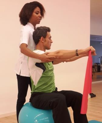 MAT Pilates para fisioterapeutas. Aplicación clínica