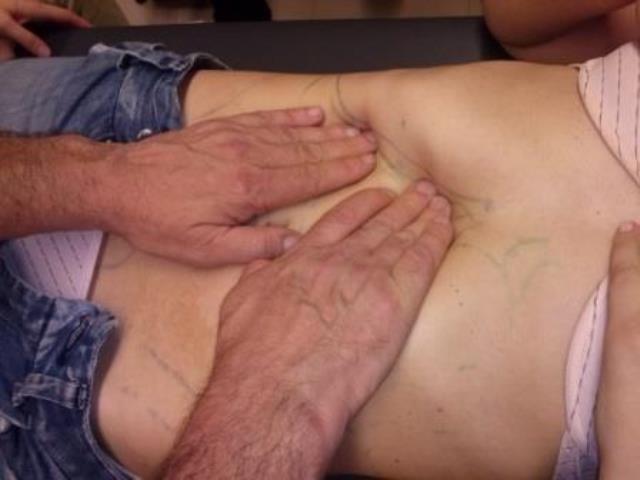 Método POLD de terapia manual. Visceral y genitourinario (Curso F)