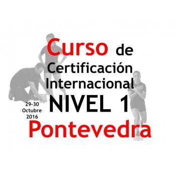 Certificación Internacional Check yourMOtion NIVEL 1 Pontevedra