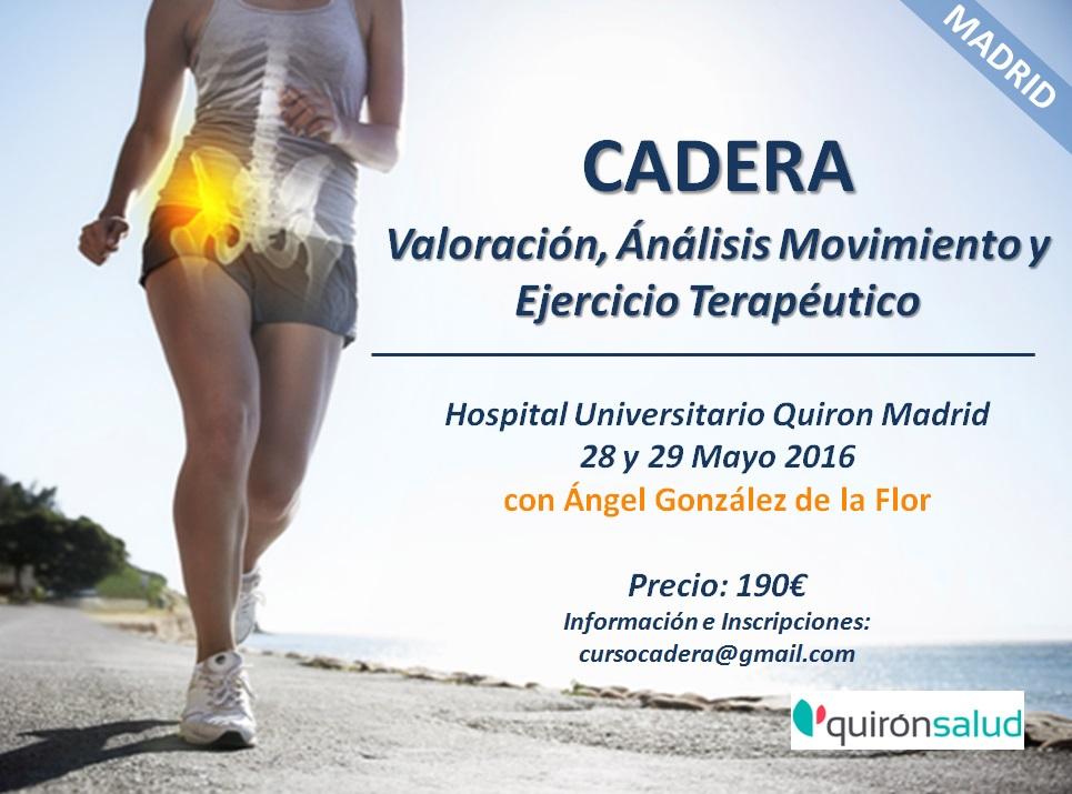 Cadera: Valoración, Análisis de Movimiento y Ejercicio Terapéutico ...