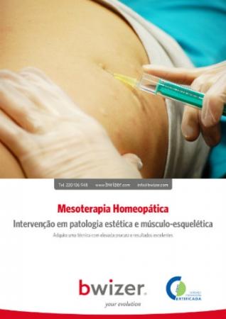 Mesoterapia Homeopática - Nivel básico
