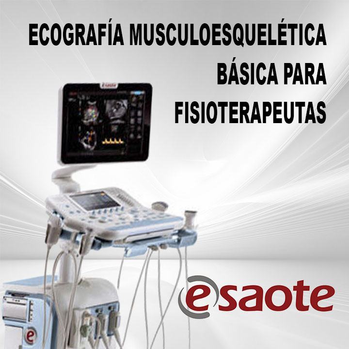 ECOGRAFÍA MUSCULOESQUElETICA BÁSICA PARA FISIOTERAPEUTAS (3ª Edición)