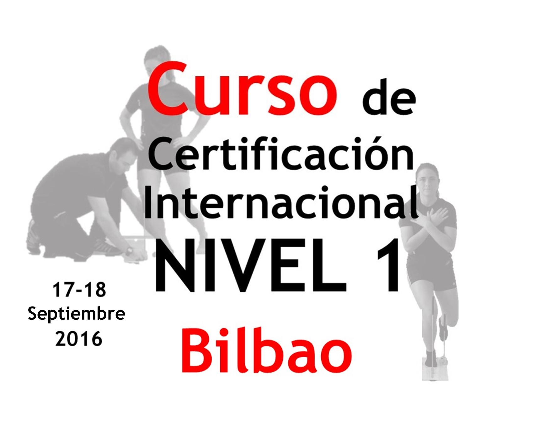 Certificación Internacional Check yourMOtion NIVEL 1 Bilbao