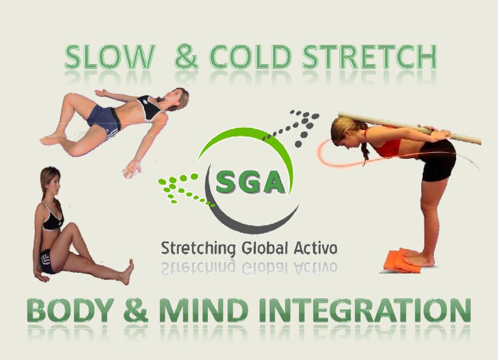 Instructor en SGA - Stretching Global Activo