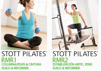 STOTT PILATES®  - Certificación OFICIAL para Fisioterapeutas - CURSO VERANO