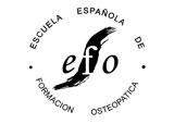 ESCUELA ESPAÑOLA DE FORMACIÓN OSTEOPÁTICA-EFO